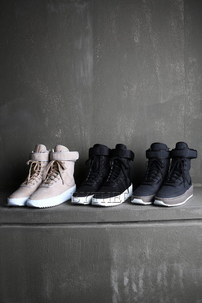 Military High Top Sneaker